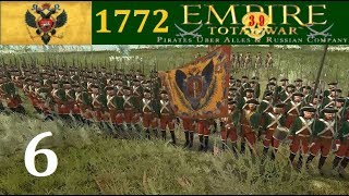 Россия 1772 #6 Empire Total War Pirates Uber Alles max