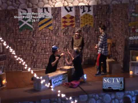 Scituate Community Television Presents Short Fuse Theater Productions 10-28-17