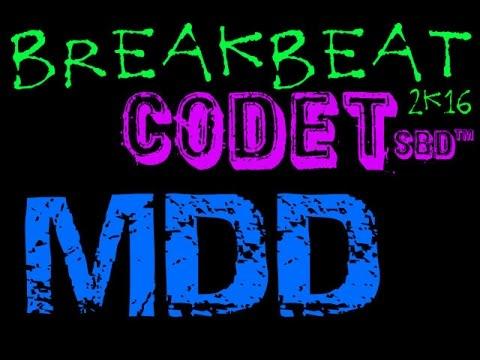 codetSBD Mixtape = breakbeat 2016 v 4