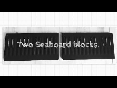 Two Seaboard Blocks