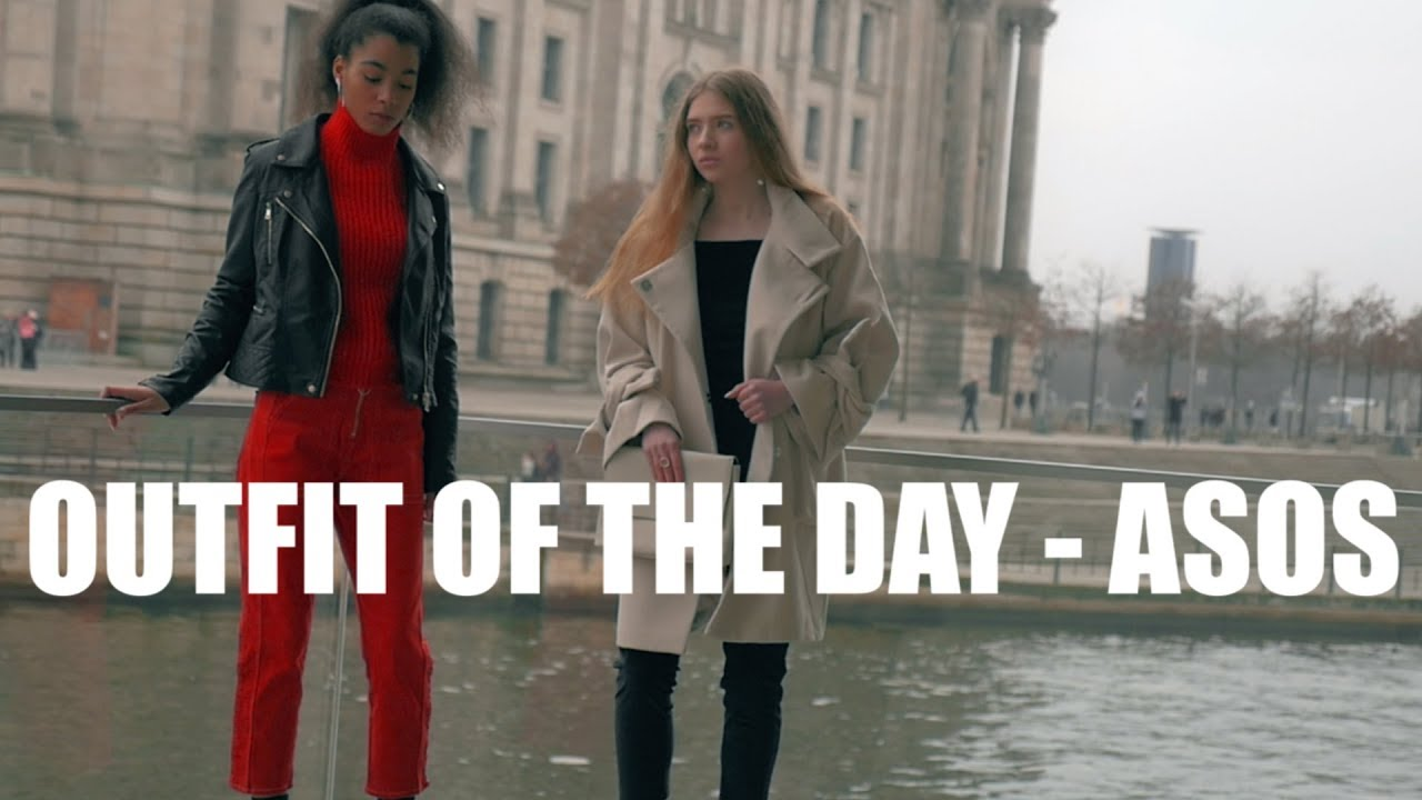 d36698edec5b8e Outfit of the day Asos 2018
