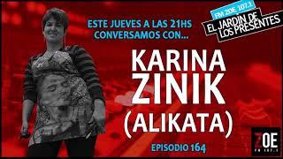 Karina Zinik - El Jardín de los Presentes (01-08-19) YouTube Videos