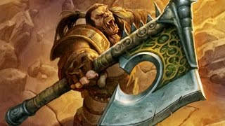 The Story of Gorehowl [Hearthstone Lore]