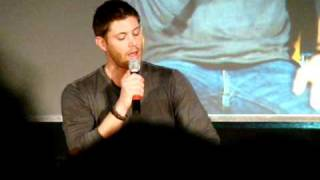 JIBCON Jensen panel - the church window stunt