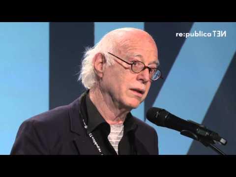 re:publica 2016 – Richard Sennett: The City as an Open System