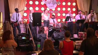 """Reverend Smackmaster & The Congregation of Funk"" at Hard Rock Cafe - 98 Rock"