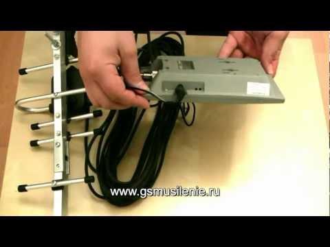 Усилитель сотовой связи. MOBI-900 Vs Telestone