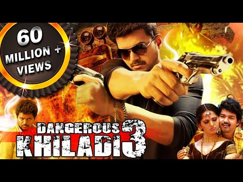 Dangerous Khiladi 3 (Vettaikaaran) Hindi...