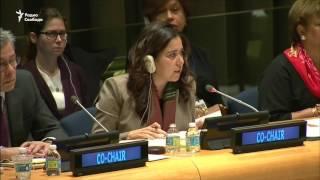 В ООН почтили память российского дипломата Виталия Чуркина