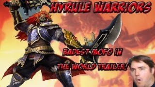 Hyrule Warriors! Baddest Mofo in the World Trailer!