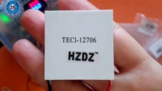 TEC1 - 12706 12V 50 - 72W (NO WAY!) Peltier-Cooler-Heater - Gearbest.com