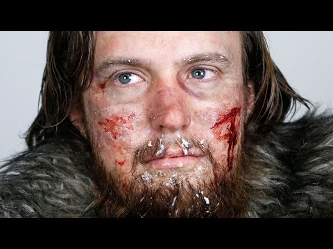 The Revenant FX Makeup Tutorial | Freakmo