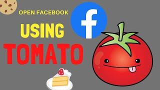 টমেটো দিয়ে ফেসবুক এ ঢুকুন এখুনি - Open facebook Using Tomato VPN screenshot 3