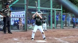 6-year-old hits five home runs in five straight at bats; Red Sox ban fan for life - Compilation