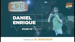 Probando Material: Daniel Enrique (Stand-Up Comedy)