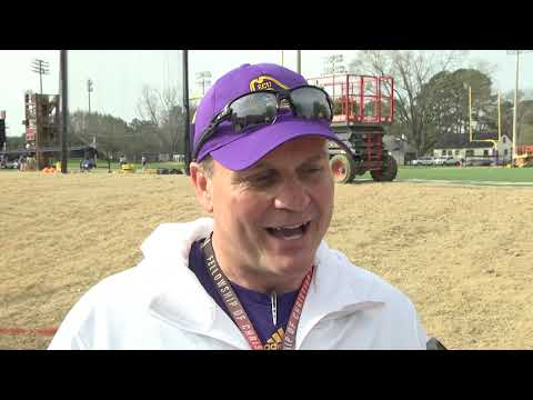 ECU st Spring Practice Friday