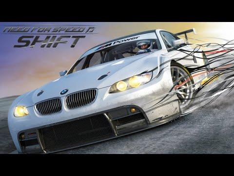 Need For Speed Shift 2 - Bugatti Veyron Race