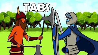 WIKINGOWIE NAJLEPSZA KLASA W TABSIE? - TOTALLY ACCURATE BATTLE SIMULATOR