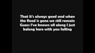 Clint Black - Like the Rain (LYRICS)