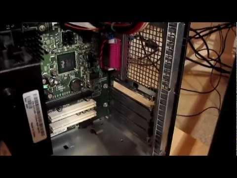 Dell OptiPlex GX620 'Upgrade' - ATI Radeon X600 Video Card