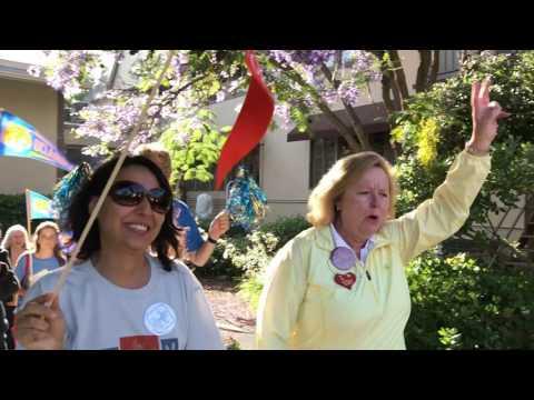 Westridge School College Connections Parade & Fair 2017