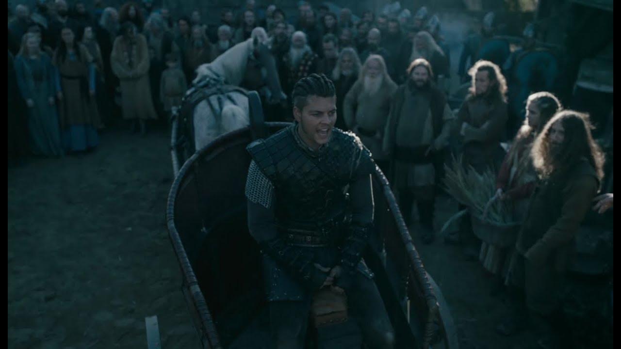 Download Vikings: Ivar Becomes King of Kattegat [5x11]   Premium Media