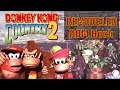 Donkey Kong Country 2 Remodeled | ROM Hack | Live Glitchfest Experience