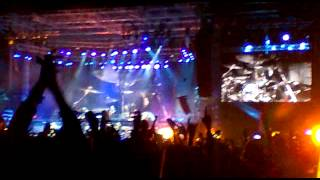 Metallica Belgrade Serbia 2012 The Unforgiven