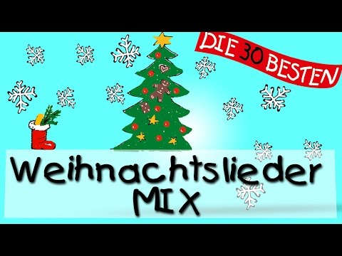 Weihnachtslied an Weihnachtslied: Der schönste Weihnachtslieder Mix