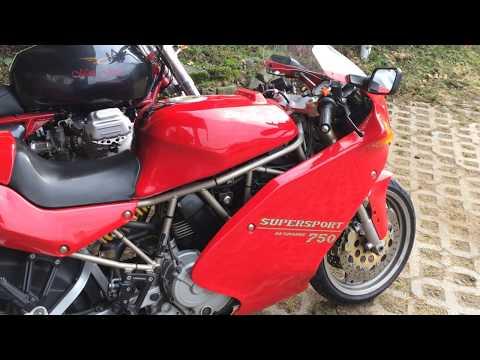 Klangwelten Ducati 750 SS