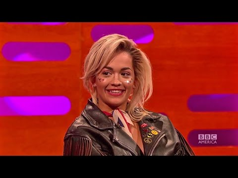 Rita Ora on Planting Her Seed? - The Graham Norton Show