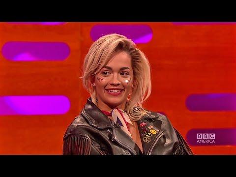 Rita Ora on Planting Her Seed? - The Graham Norton Show