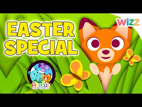 Abadas  Easter Special  Full Episodes  Wizz  Cartoons for Kids