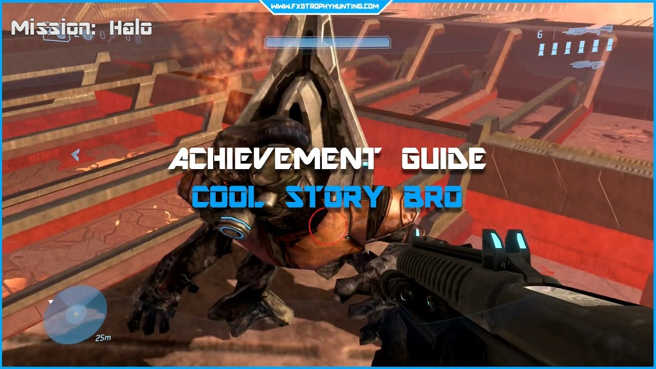 Cool story bro halo 3