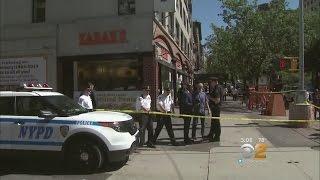 Gunfire At Zabar's