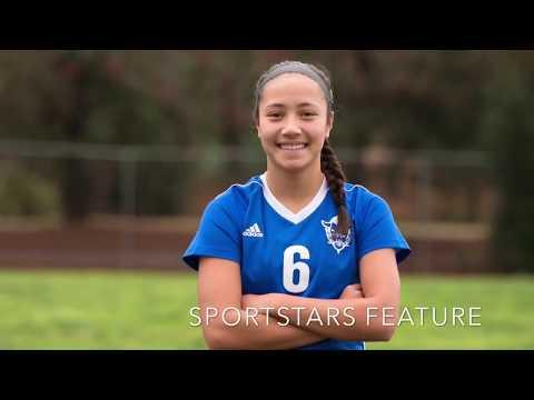 SportStars Magazine Features Maya Doms