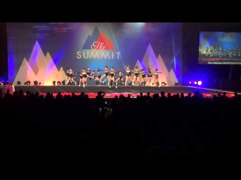 PRO ATHLETICS SHOWSTOPPERS SMALL Y2 THE SUMMIT DAY 2 2014 FIRST PLACE!