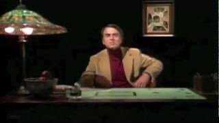 Carl Sagan confuses Luke Wilson