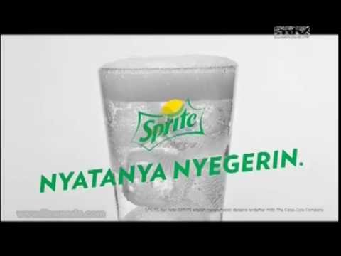 Iklan Sprite Nyatanya Nyegerin Youtube