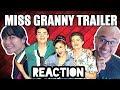 MISS GRANNY Trailer | Sarah Geronimo | Reaction