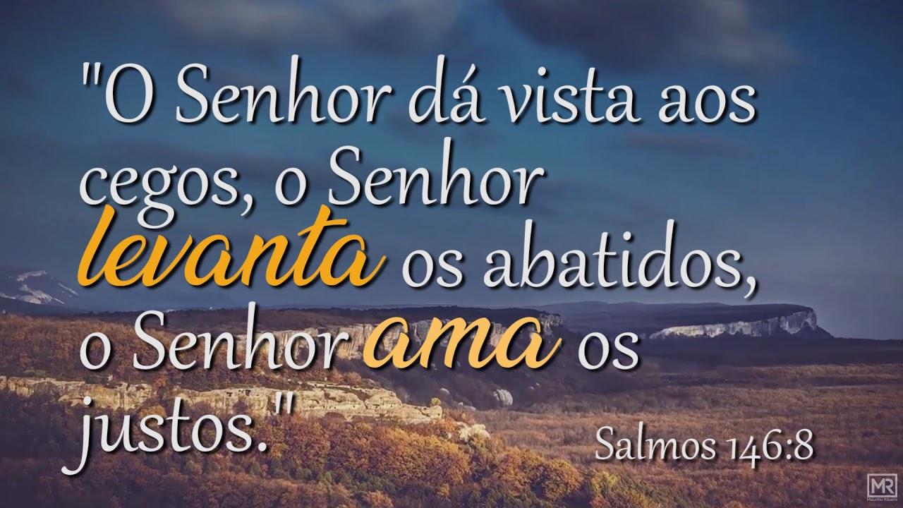 O Senhor guarda os estrangeiros, ampara o órfão e a viúva, mas transtorna o caminho dos ímpios. SL 146:9