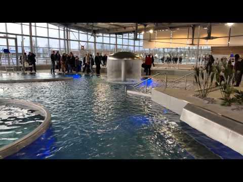 Sceneo complexe aquatique salle de spectacle for Piscine longuenesse