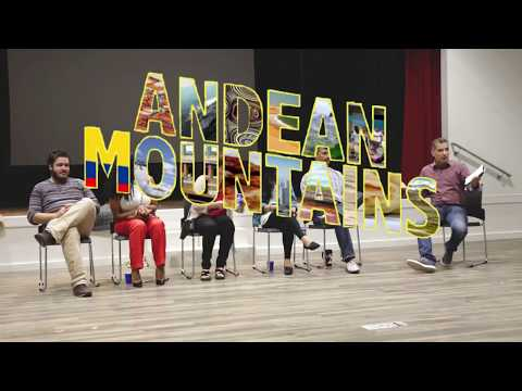 Andean Mountains - Discussion Panel