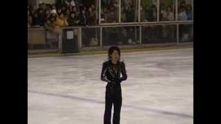 2008年3月31日 奇跡を起こした伝説のエキシビション 倉敷のスケートリン...