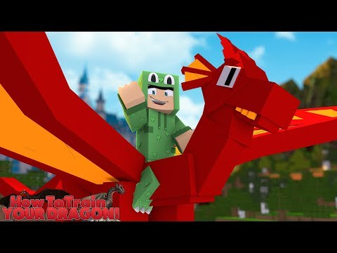 HOW TO TRAIN YOUR DRAGON - BABY DRAGONS #1 w/ Little Lizard