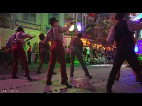 hd new frightfully fun parade mickeys halloween party disneyland pov 1080p - Halloween Party Music Torrent