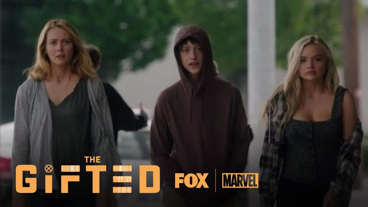 Download Andy Makes The Parking Meters Explode | Season 1 Ep. 3 | THE GIFTED