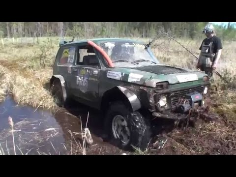 Extreme Off-Road Lada Niva