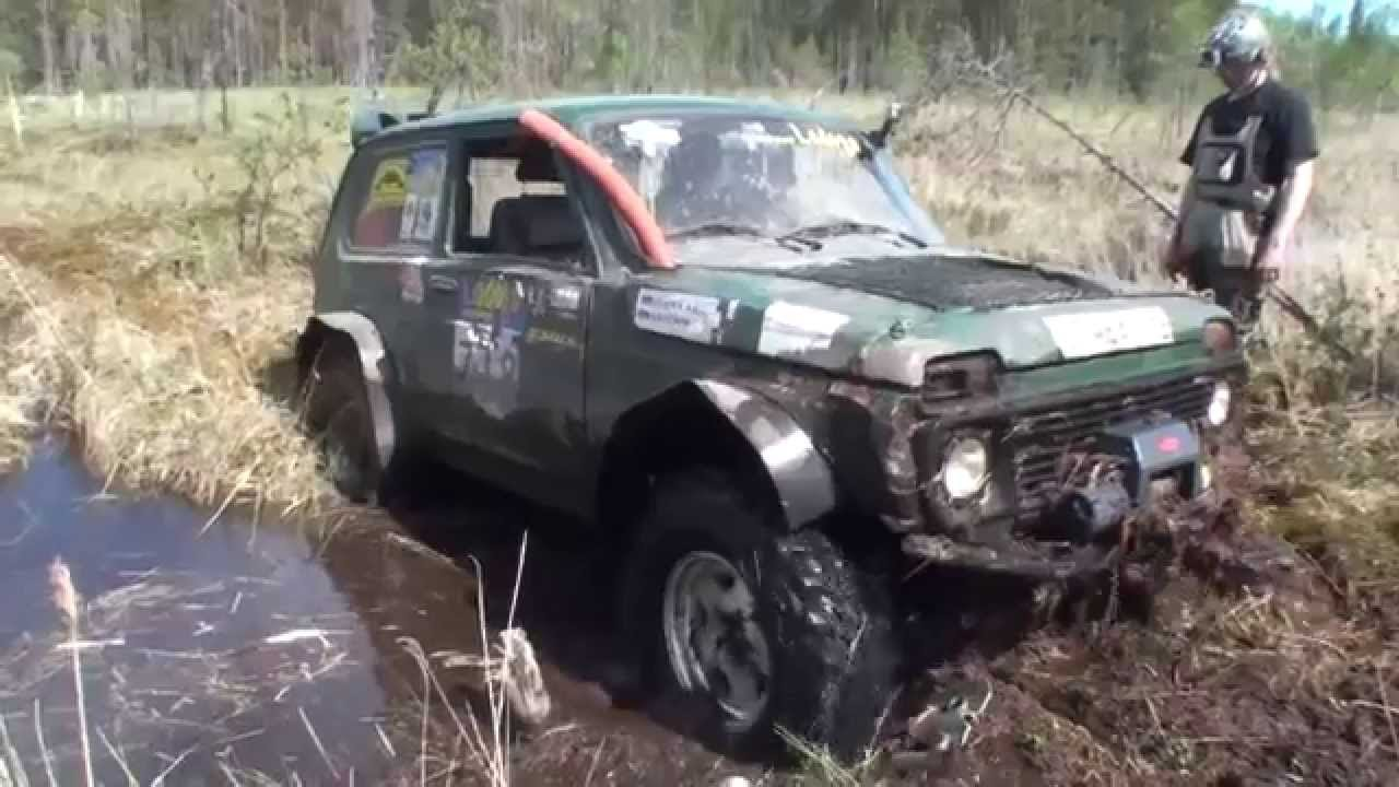 extreme off road lada niva youtube. Black Bedroom Furniture Sets. Home Design Ideas