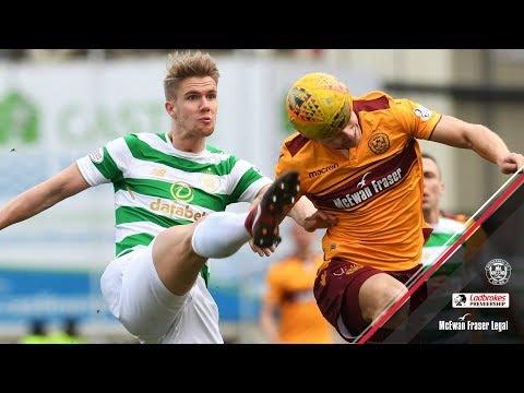 HIGHLIGHTS  Motherwell 00 Celtic